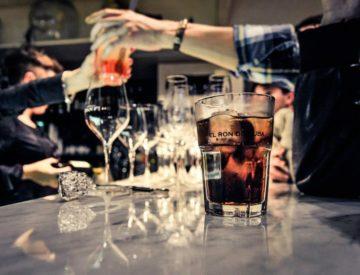 Cocktail preparati coi migliori alcolici